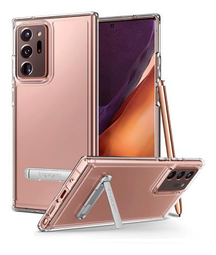 Case Spigen Galaxy Note 20 Ultra Hybrid Protector Con Apoyo
