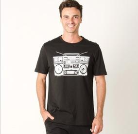 Camisa Puma Styfr Bb Tee 100% Original Preta+ Brinde
