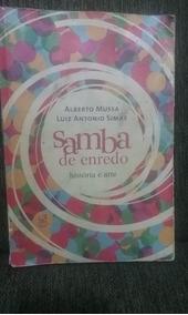 Samba De Enredo História E Arte