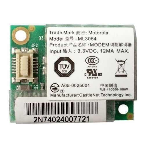 Modem Motorola Notebook Ml3054 Posto Diariamente