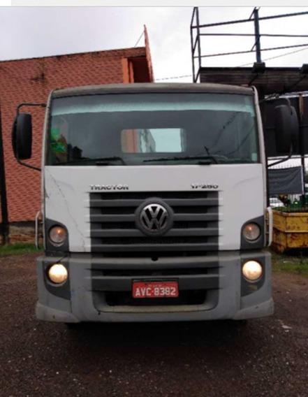Caminhão Vw Constellation 17.250 Ano 2011 #18629