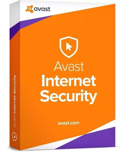Imagen 1 de 3 de Antivirus Avast Internet Security 5 Años/ Licencia Original