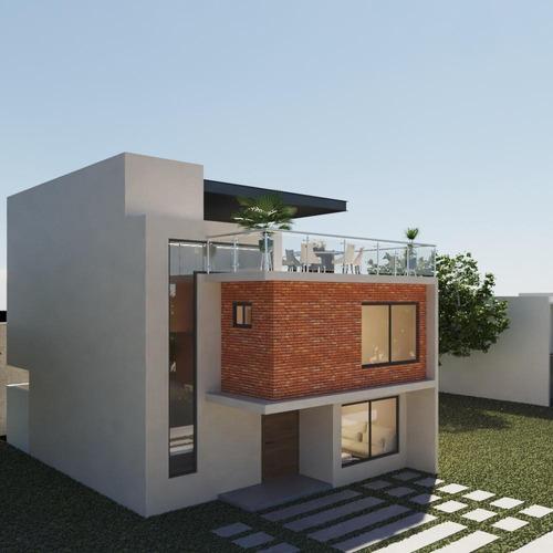 Imagen 1 de 5 de Excelente Casa En Venta En Residencial Los Frailes