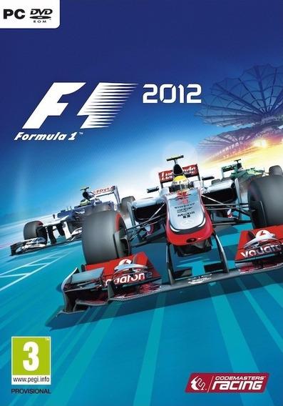 F1-formula 1 2012 Pc Envio No Mesmo Dia Original!