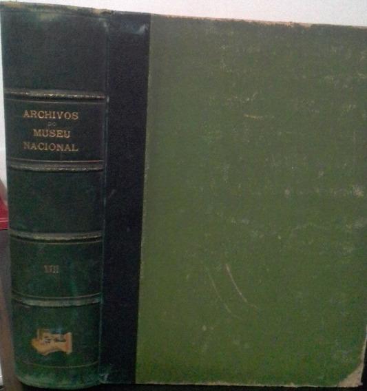 Archivos Do Museu Nacional Do Rio De Janeiro - Volume 17
