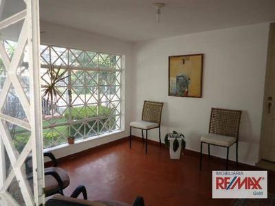 Casa Residencial Para Venda E Locação, City Lapa, São Paulo. - Ca1909