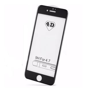 Pelicula iPhone 7 Plus 3d Anti Sujeira Resistente Barata Boa