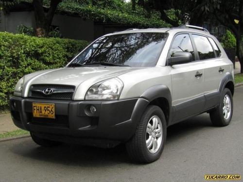 Hyundai Tucson Gl Mt 2000 4x2