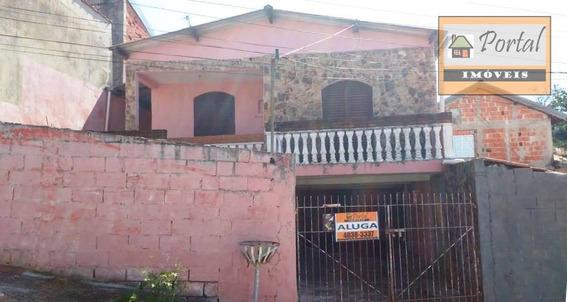 Casa Com 2 Dormitórios Para Alugar, 70 M² Por R$ 850/mês - Jardim Vitória - Campo Limpo Paulista/sp - Ca0457