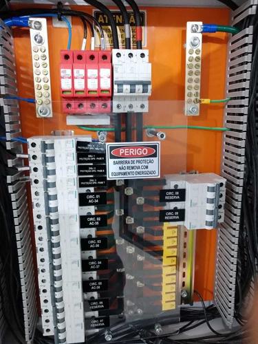 Imagem 1 de 1 de Serviços E Manutenção De Elétrica Predial E Residêncial