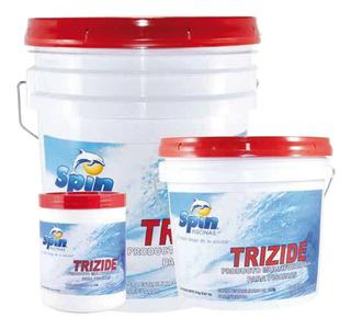 Trizide 4-1 Granular Cloro-algicin-clarific-ajusta Ph, 20 Kg