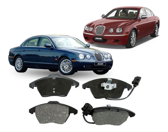 2006-2008 Jaguar S Type Conjunto De Pastilha De Freio Traseira API 71793NP 2007