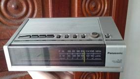 Rádio Relógio Antigo Panasonic Rc 6094 No Estado
