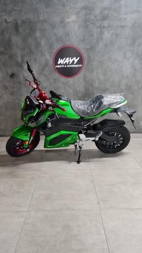 Imagem 1 de 5 de 3000w Moto Elétrica Wayy Zx