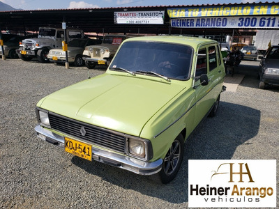 Renault R6 1.3