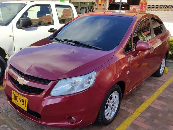 Chevrolet Sail Ltz Fe