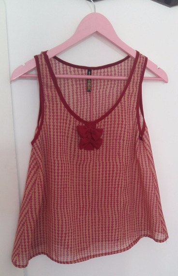 Camisola Mujer - Sin Mangas - Talle S