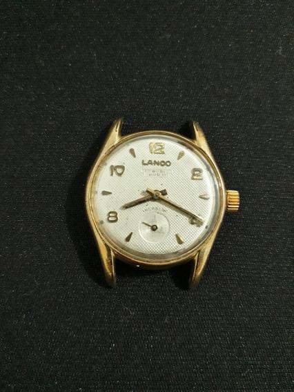 Relógio Lanco A Corda - Antigo Mod 11