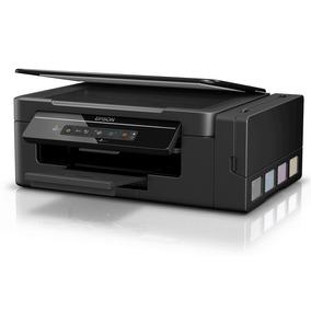 Impressora Multifuncional Epson L396 Eco Tank, Wifi