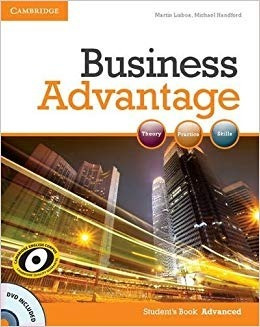 Business Advantage Advanced - Student´s Book With Dvd