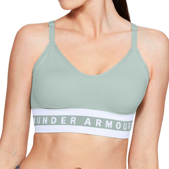 Top Under Armour Training Seamless Bra Mujer Cm