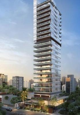 Apartamento Com 4 Dormitórios À Venda, 263 M² Por R$ 6.500.000 - Jardins - São Paulo/sp - Ap0675