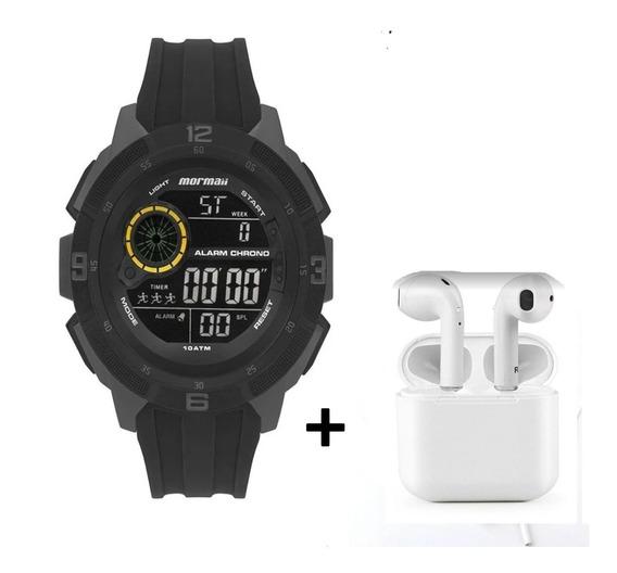Relógio Mormaii Masculino Mo9430ja/8y C/ Garantia E Nf