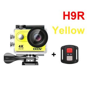Camera Eken H9r, + Controle Remoto. + Micro Sd