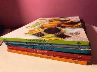 Colección De Libros 3d Gaturro