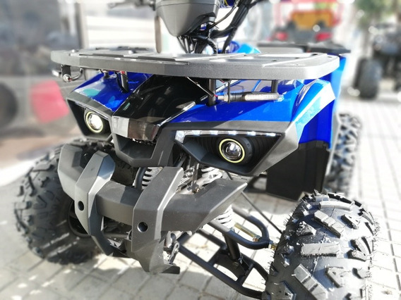Cuatrimoto Boss 125cc Automático Nuevo 0kl 2019