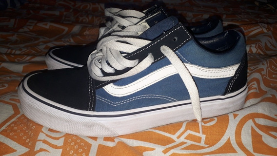 Zapatillas Vans Niño Originales Usadas