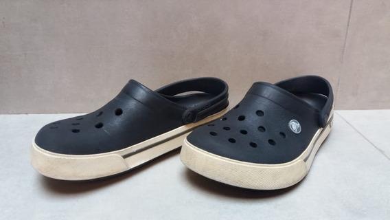 Crocs - Azul Marinho - Semi Novo