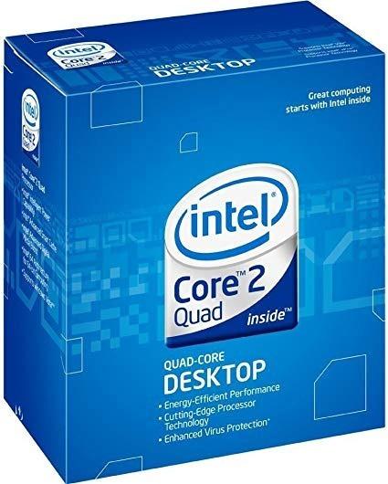 Processador Intel Core 2 Quad Q8200 2.33ghz 4mb Cache 775