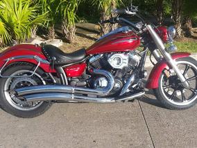 Hermosa Yamaha Xvs V-star 950 Año 2009