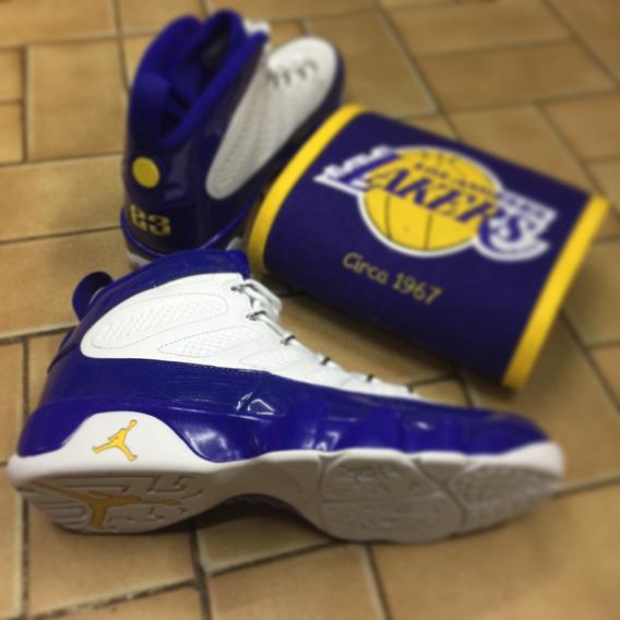 Zapatillas Nba Air Jordan 9 Retro Kobe