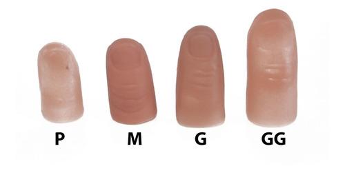 Dedo Mágico - Polegar - Dedeira - Pct/ P,m,g,gg