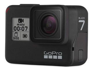 Gopro Video Camara Digital Hero 7 Black + Mochila A Tratar