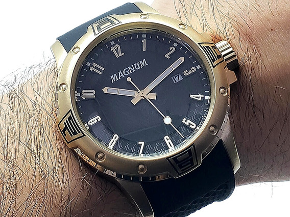 Relógios Masculinos Magnum À Prova D