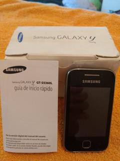 Celular Samsung Young Color Plus