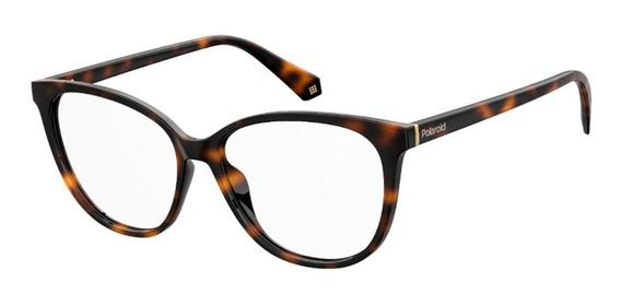 Óculos De Grau Polaroid Pld D372 086/15-55