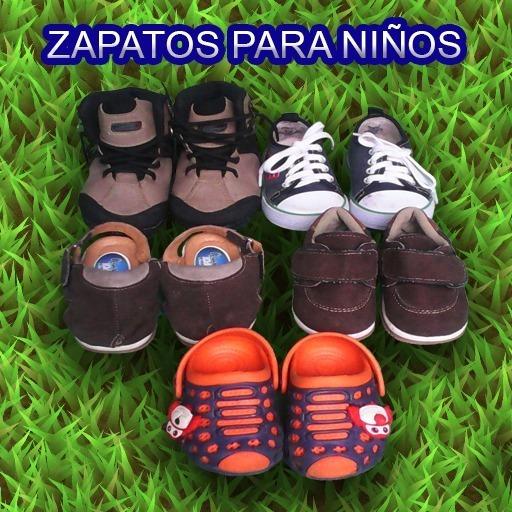 Zapatos Para Niños Como Nuevos