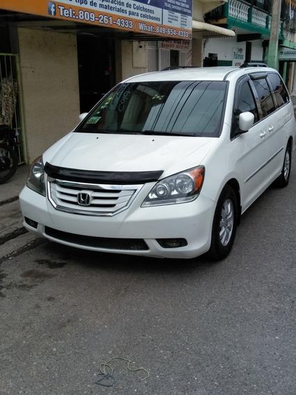 Honda Odyssey .