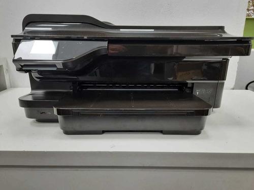 Imagem 1 de 6 de Impressora Hp Officejet 7612 Com Defeito Nota Fiscal
