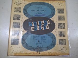 Lp Jack Shaindin - Music From Cinerama Holiday (trilha)