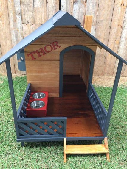 Casa - Casinha De Cachorro Grande Thor Dog House