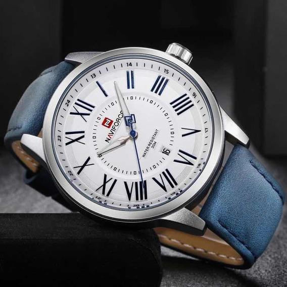 Relógio Masculino (original) Naviforce