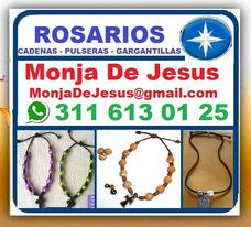 Collares, Gargantillas, Rosarios, Camandulas, Medallas, Etc