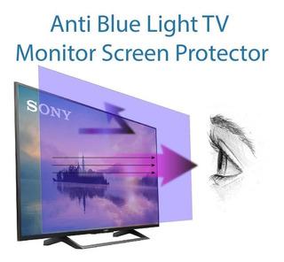Protector De Pantalla Anti Luz Azul Para Tv De 48 Pulgadas.
