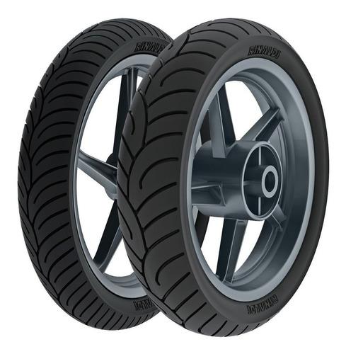 Cubiertas 130 70 17 Y 100 80 17 Cbx Twister Ns 200 Ybr 250
