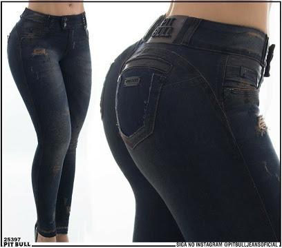 Calça Cigarrete Pit Bull Jeans Original Ref. 25397